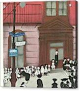 New Yorker September 16th, 1939 Acrylic Print