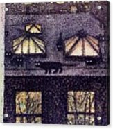 New Yorker September 28th 1963 Acrylic Print