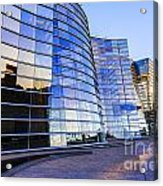 New Zealand Christchurch Art Gallery Acrylic Print