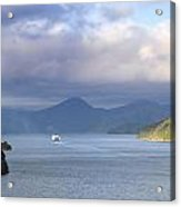 New Zealand Ferry  Acrylic Print