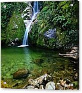 New Zealand Mountain Pure Acrylic Print