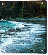 Rocky Beach Acrylic Print