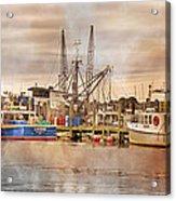 Newport Rhode Island Harbor II Acrylic Print