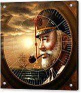 Imperishable Map Captain 1  Acrylic Print