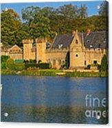 Newstead Abbey Gatehouse Acrylic Print