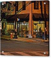 Newtown Nighthawks Acrylic Print