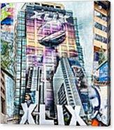 Nfl Experience 2015 Acrylic Print