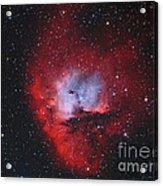 Ngc 281, The Pacman Nebula Acrylic Print