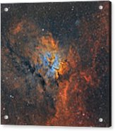 Ngc6820 - Beauty In Space Acrylic Print