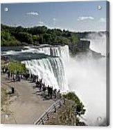Niagara Falls - New York Acrylic Print