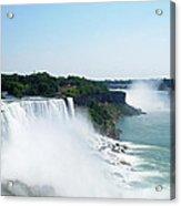 Niagara Falls 4 Acrylic Print