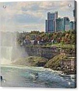 Niagara Falls 4039 Acrylic Print
