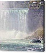 Niagara Falls 4050 Acrylic Print