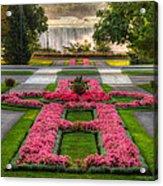 Niagara Falls Botanical Gardens Ontario Canada Acrylic Print