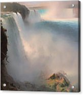 Niagara Falls From The American Side Acrylic Print