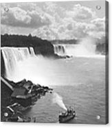 Niagara Falls Maid Of The Mist Acrylic Print