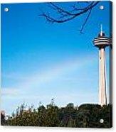 Niagara Landmarks Acrylic Print