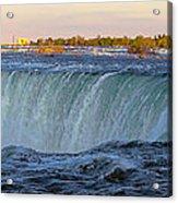 Niagara Panoramic Acrylic Print