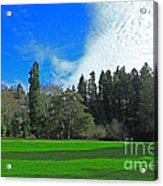 Nice Day In The Park Acrylic Print