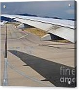 Nice Internationat Airport Acrylic Print