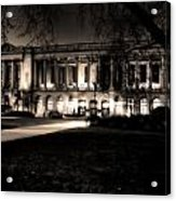 Night At The Library II Acrylic Print