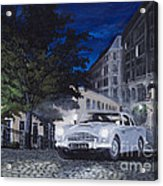 Night Drive Acrylic Print