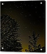 Night Flight Acrylic Print