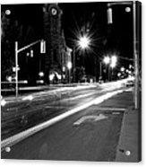 Night Life Acrylic Print