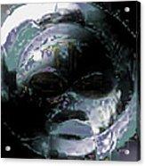Night Mask Acrylic Print