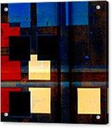 Night Moves Acrylic Print by Carol Leigh
