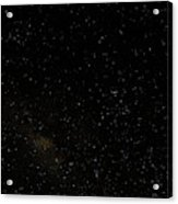 Night Sky Showing Scorpius-centaurus Acrylic Print