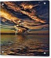 Nightcliff Pop V2 Acrylic Print