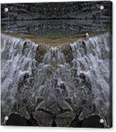 Nighttime Water Tumble Acrylic Print