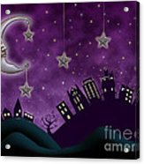 Nighty Night Acrylic Print