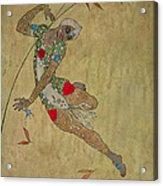 Nijinsky In 'le Festin/ L'oiseau D'or' Acrylic Print