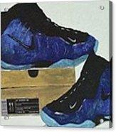 Nike's For Sale Acrylic Print