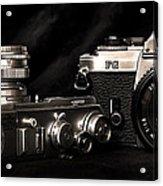 Nikon Acrylic Print