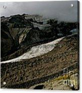 Nisqually Glacier Acrylic Print
