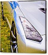 Nissan Gtr 2 Acrylic Print by Phil 'motography' Clark