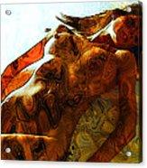 Niu Xv.    Acrylic Print by Tautvydas Davainis