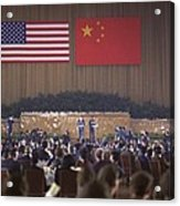 Nixon In China. Overview Of The State Acrylic Print