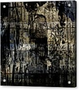 No 050 2 Acrylic Print