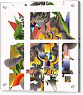 No. 1105 Acrylic Print