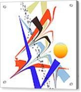 No. 1123 Acrylic Print
