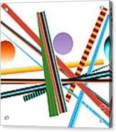 No. 203 Acrylic Print