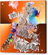 No. 341 Acrylic Print