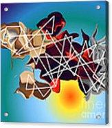 No. 686 Acrylic Print