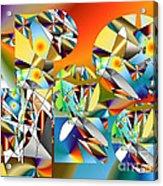 No. 725 Acrylic Print