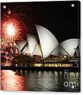 No Its Not New Years Eve Acrylic Print