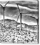 No Place Like Home 3 Desert Hot Springs Acrylic Print
